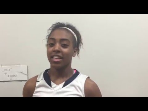 Lakeview Academy's Christen Copeland talks about making the Region 8-A title game