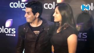 Aman Verma brings along his fiancée on red carpet