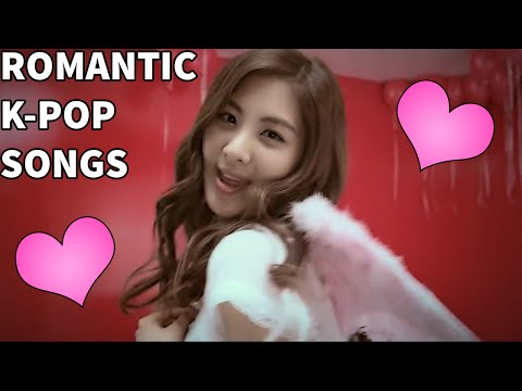 [TOP 34] Romantic K-Pop Songs For Valentine's Day!