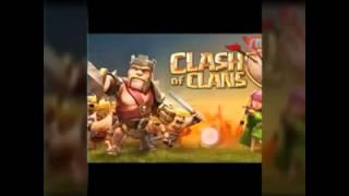 Começando o canal Sr.zero de clash of clans