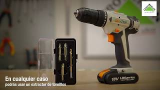 Video ¿Cómo sacar un tornillo bloqueado? (Leroy Merlin) download MP3, 3GP, MP4, WEBM, AVI, FLV Oktober 2018