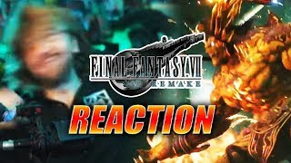 MAX REACTS: Ifrit Summon/Boss Gameplay \u0026 More (Final Fantasy VII Remake)