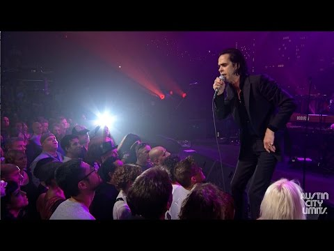 Nick Cave & The Bad Seeds on Austin City Limits
