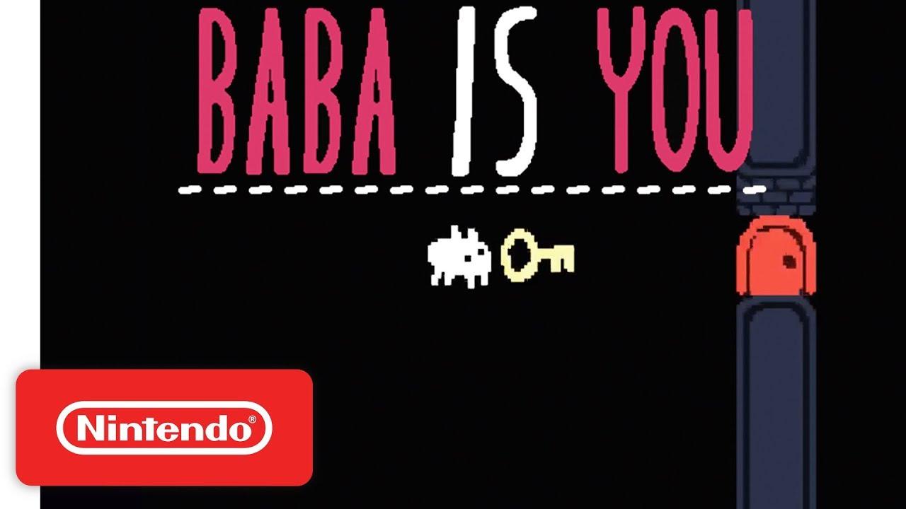 Resultado de imagem para Baba Is You switch
