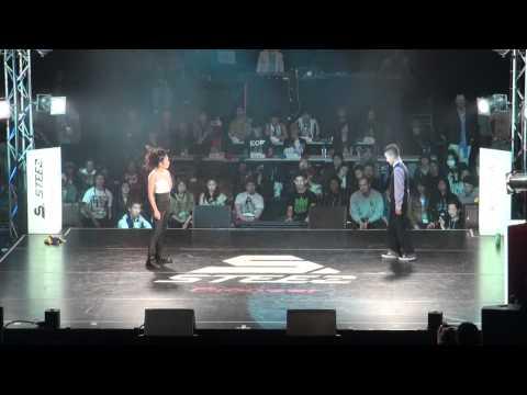 2012.4.22 Yumeki vs 地獄 SEMIFINAL DANCE @LIVE SEASON7 FINAL