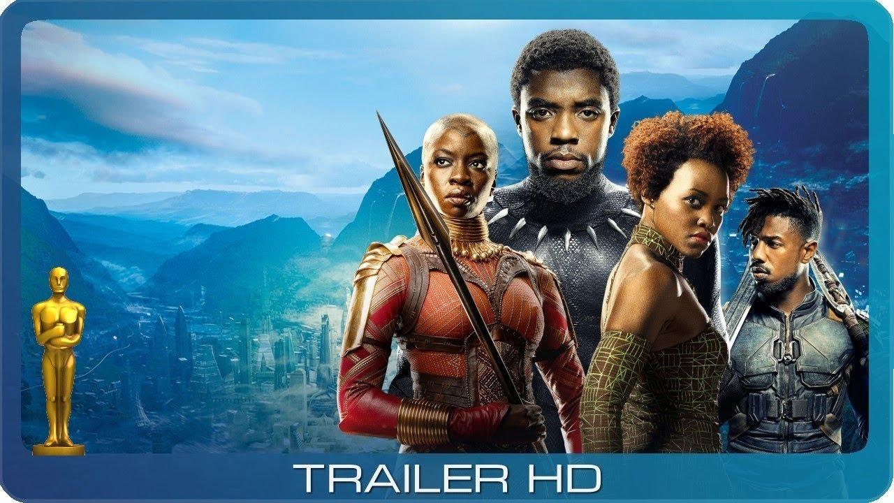 Black Panther ≣ 2018 ≣ Trailer #1 ≣ German | Deutsch
