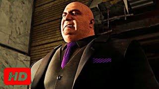 Spider-Man VS Kingpin: Boss Fight Gameplay Trailer PS4