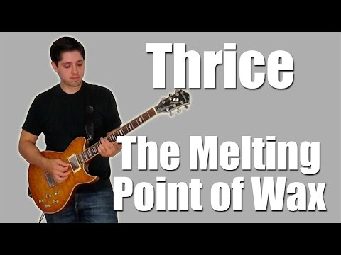 Thrice - The Melting Point Of Wax (Instrumental)
