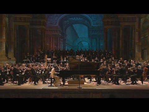 فيينا فيلهارمونيكا تقدم -كونشرتو السلام- احتفالاً بالمئوية الأولى لانتهاء الحرب العظمى …  - نشر قبل 2 ساعة
