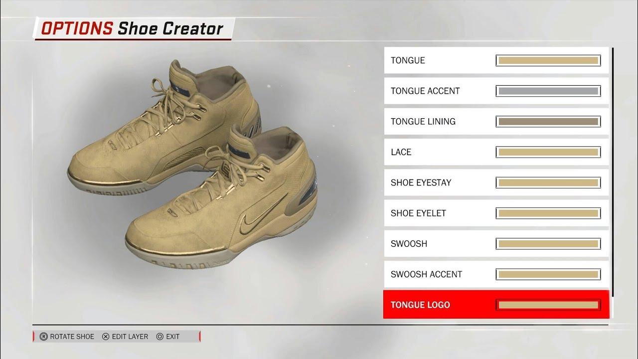 Nike Zoom Generation Wheat for NBA 2K18