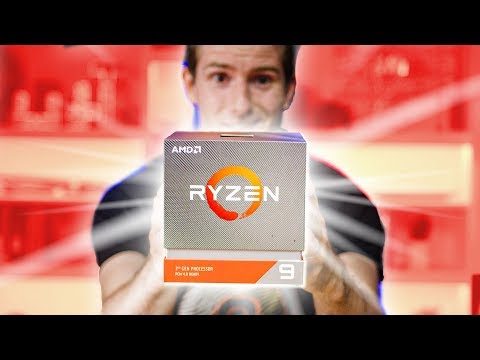 I had given up on AMD… until today - Ryzen 9 3900X & Ryzen 7 3700X Review