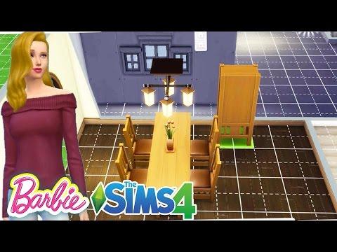 Barbie ve Ailesi The Sims 4 Evi 3.Bölüm | Evcilik TV