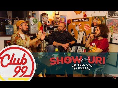 Podcast #227 | Între showuri cu Teo Vio și Costel