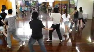 BKPFM; Flash Mob Rehearsal 26-11-2011