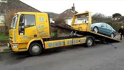How NOT to do Vehicle Recovery & Breakdown Assistance