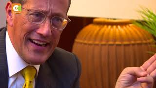 Richard Quest: There is sophistication in Kenya that offers great potential for the future