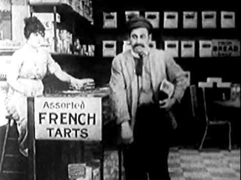 Charlie Chaplin - Dough And Dynamite (1914)