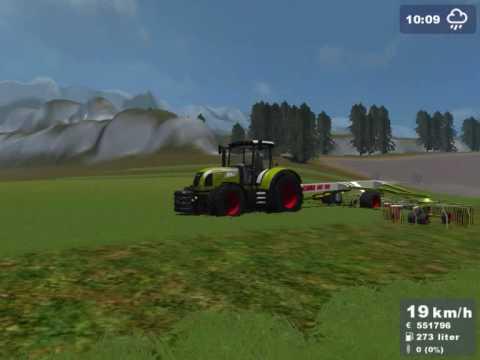 Landwirtschafts-simulator 2009 Schwaden By DerModProfi