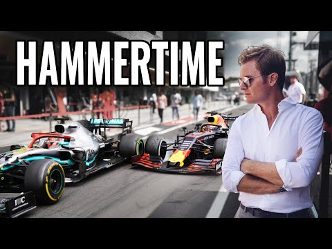HAMILTON CRUSHES VERSTAPPEN!! (HUNGARY F1 GP HIGHLIGHTS!!) | NICO ROSBERG | RACEVLOG