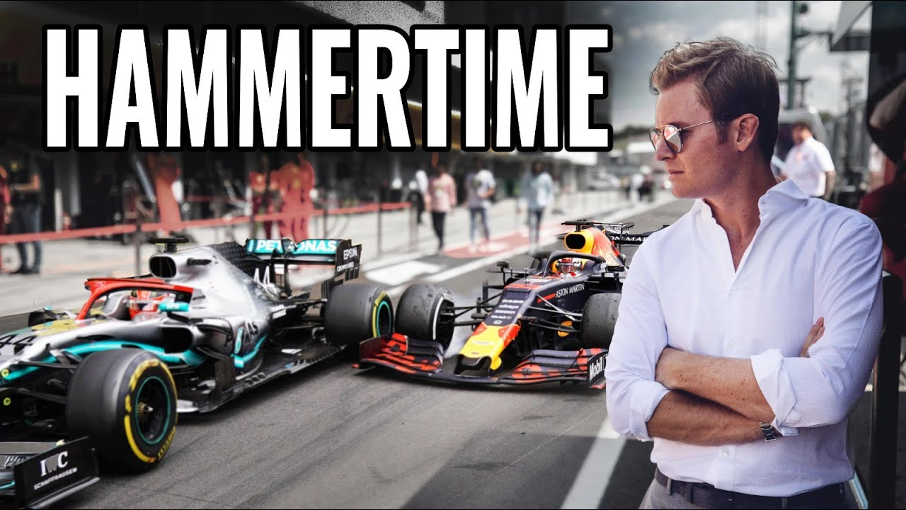 HAMILTON CRUSHES VERSTAPPEN!! (HUNGARY F1 GP HIGHLIGHTS!!) | NICO ROSBERG | RACEVLOG