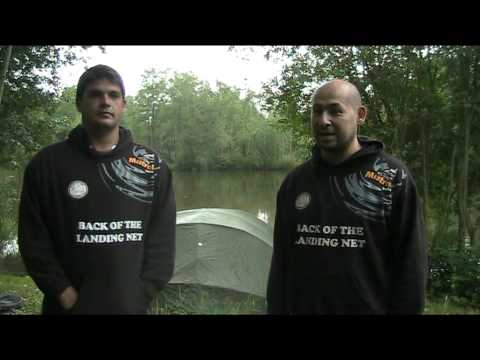 Episode 105 Back Of The Landing Net - Church Farm Pairs Carp Fishing Match Yateley