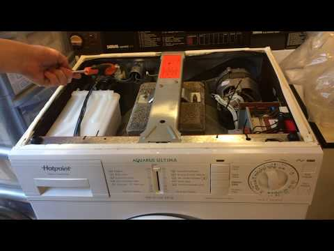 The Laundry Centre - Celebrating 1,000 Subscribers & Brand New 25 Year old Hotpoint WM Switch on!!