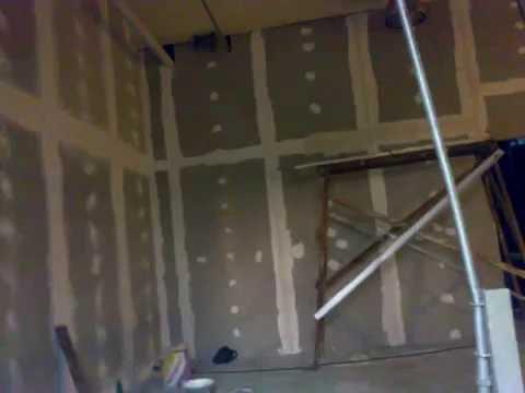 Pemasangan Ruangan Pake Grc Youtube