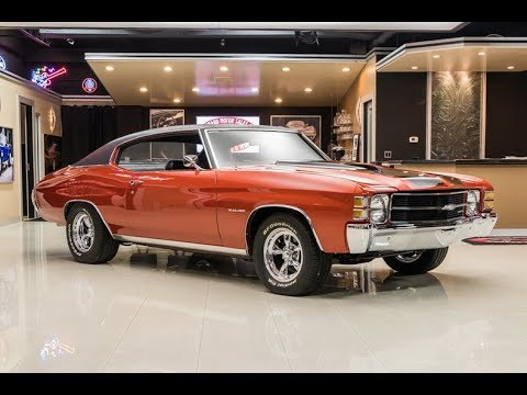 1971 Chevrolet Malibu For Sale - YouTube