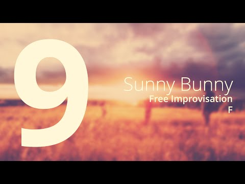 Sunny Bunny (piano music, free improvisation) Ep.9