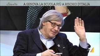 Vittorio Sgarbi e la profezia di Longanesi