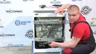 Замена щеток в стиральной машине