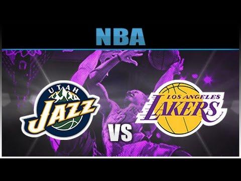 """Résultat de recherche d'images pour """"Utah Jazz vs Los Angeles Lakers"""""""