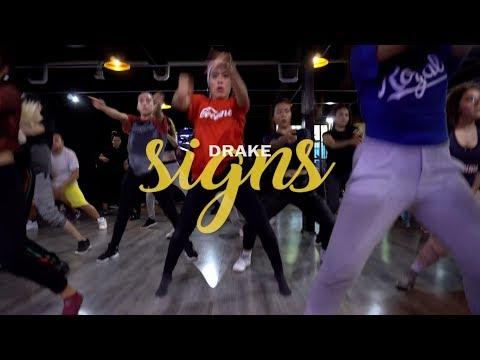 Signs - Drake | Choreography by Erik Hibo & Sheli Gab