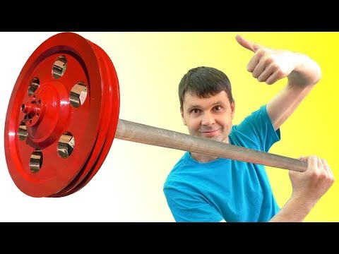 🌑 АНТИГРАВИТАЦИЯ Самый опасный эксперимент!  Гравилёт 4000 об/мин. Anti-Gravity Игорь Белецкий