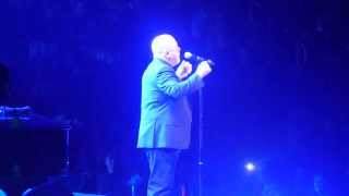 "Billy Joel ""An Innocent Man"" MSG NYC 4/3/15"