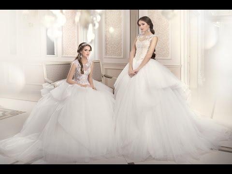 Свадебное платье Феерия (Дом моды BELFASO  свадебные платья 2015 – Европа & Восток )