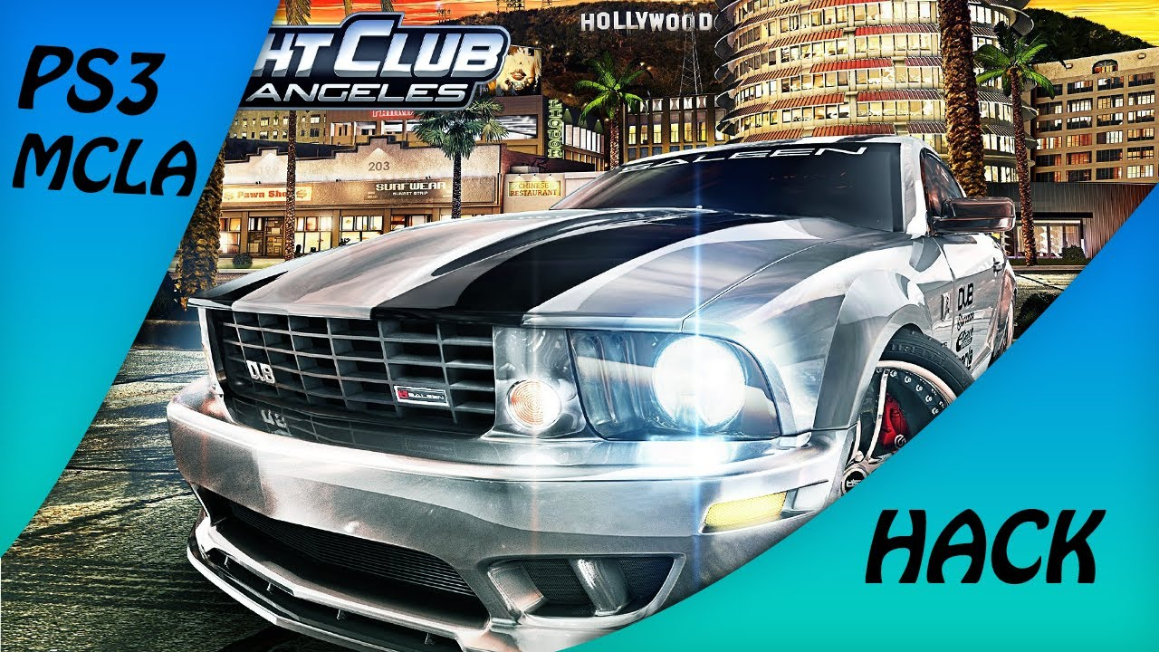 PS3] <b>Midnight Club</b> Los Angeles Hack | Cars Money ... - YouTube