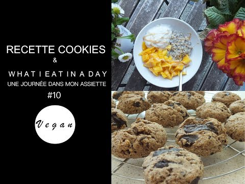 une-journée-dans-mon-assiette-#10---cookies-recette-vegan