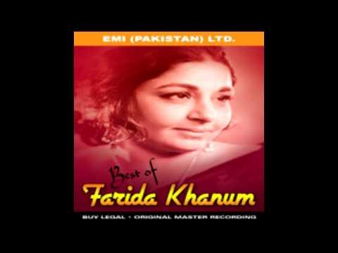 beete dinon kee koi alaamat hee bhej de by Farida Khanum  PAK RADIO GHAZAL