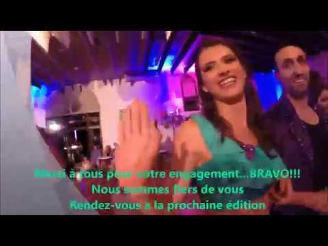 Marseille Danse Academy - atelier chorégraphique ON2 de Julie et Stéphane 2017
