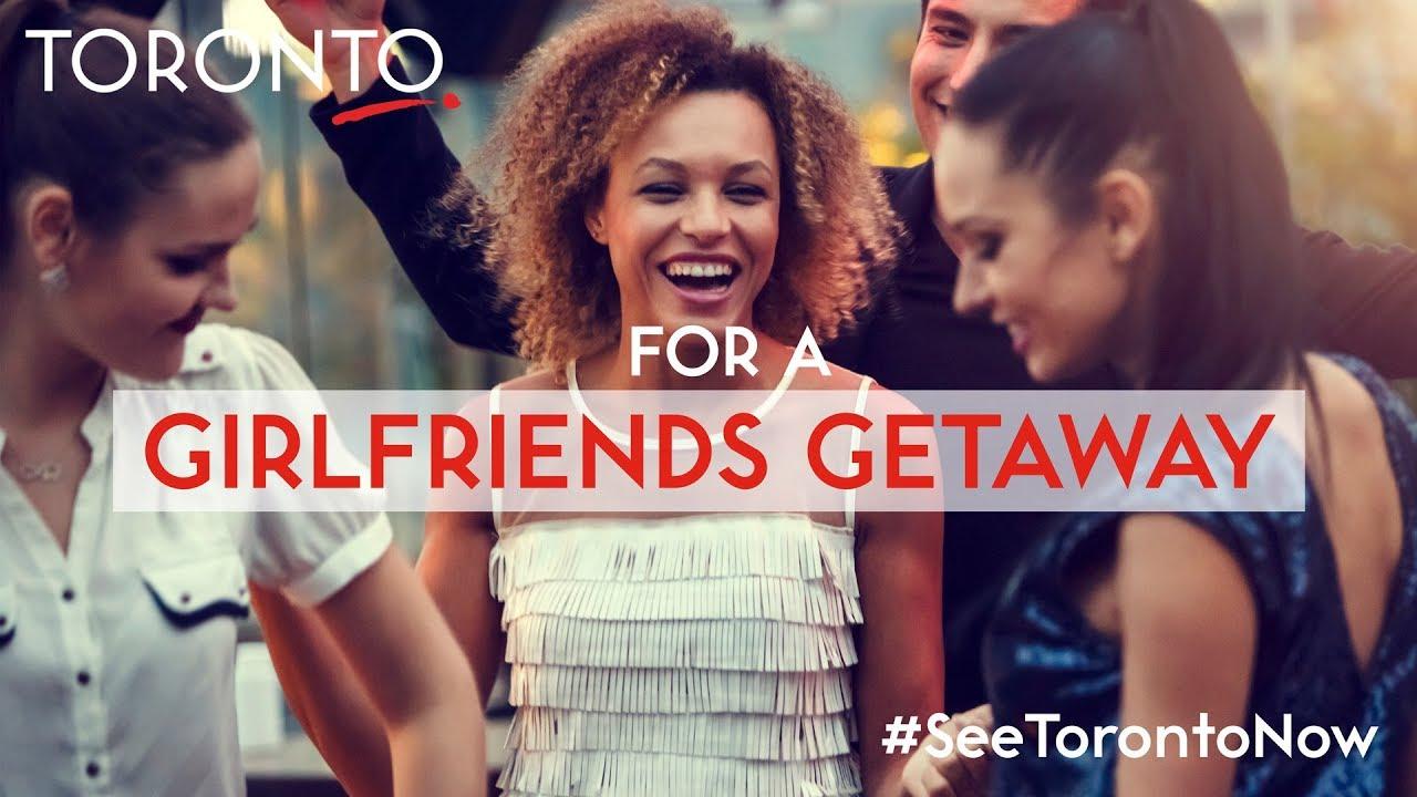 Toronto girl friends