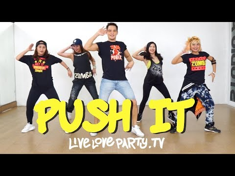 Push It by Salt N Pepa | Live Love Party™ | Zumba® | Dance Fitness