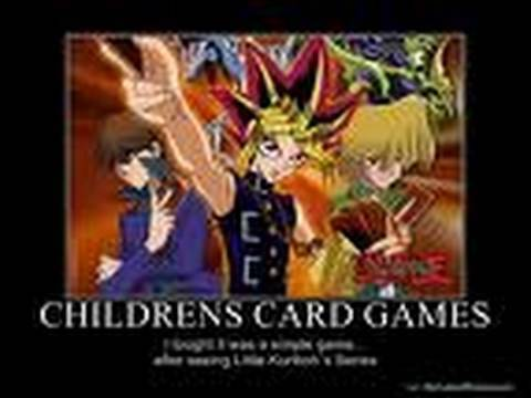 yugioh a childrens card game youtube