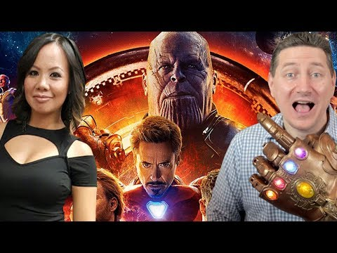 Avengers Infinity War Spoiler Review - 2 Hour Live Special