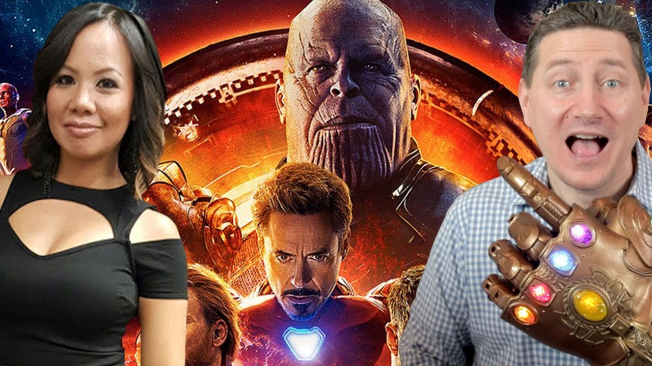 Avengers Infinity War Spoiler Review – 2 Hour Live Special