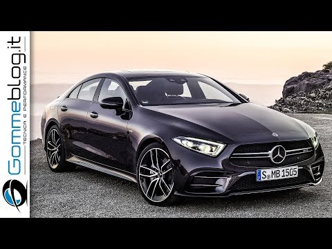 2018 CLS 53 AMG 4MATIC+ - The NEW Mercedes Car Ready to fight NEW Audi S7