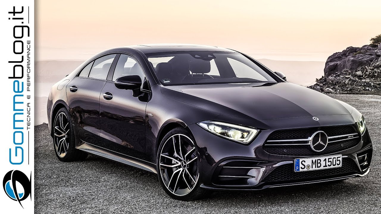 2018 Mercedes Cls 53 Amg 4matic Ready To Fight New 2019 Audi S7