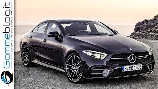 2018 Mercedes CLS 53 AMG 4MATIC+ Ready to fight NEW 2019 Audi S7 ?