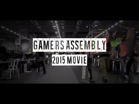 Gamers Assembly 2015 CS:GO – Movie by MsTsN