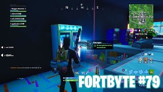 Fortnite Battle Royale ? Défis Fortbyte Comment obtenir le #79 Fortbyte
